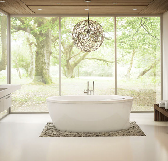 acryline immersion island - royal bath and kitchen