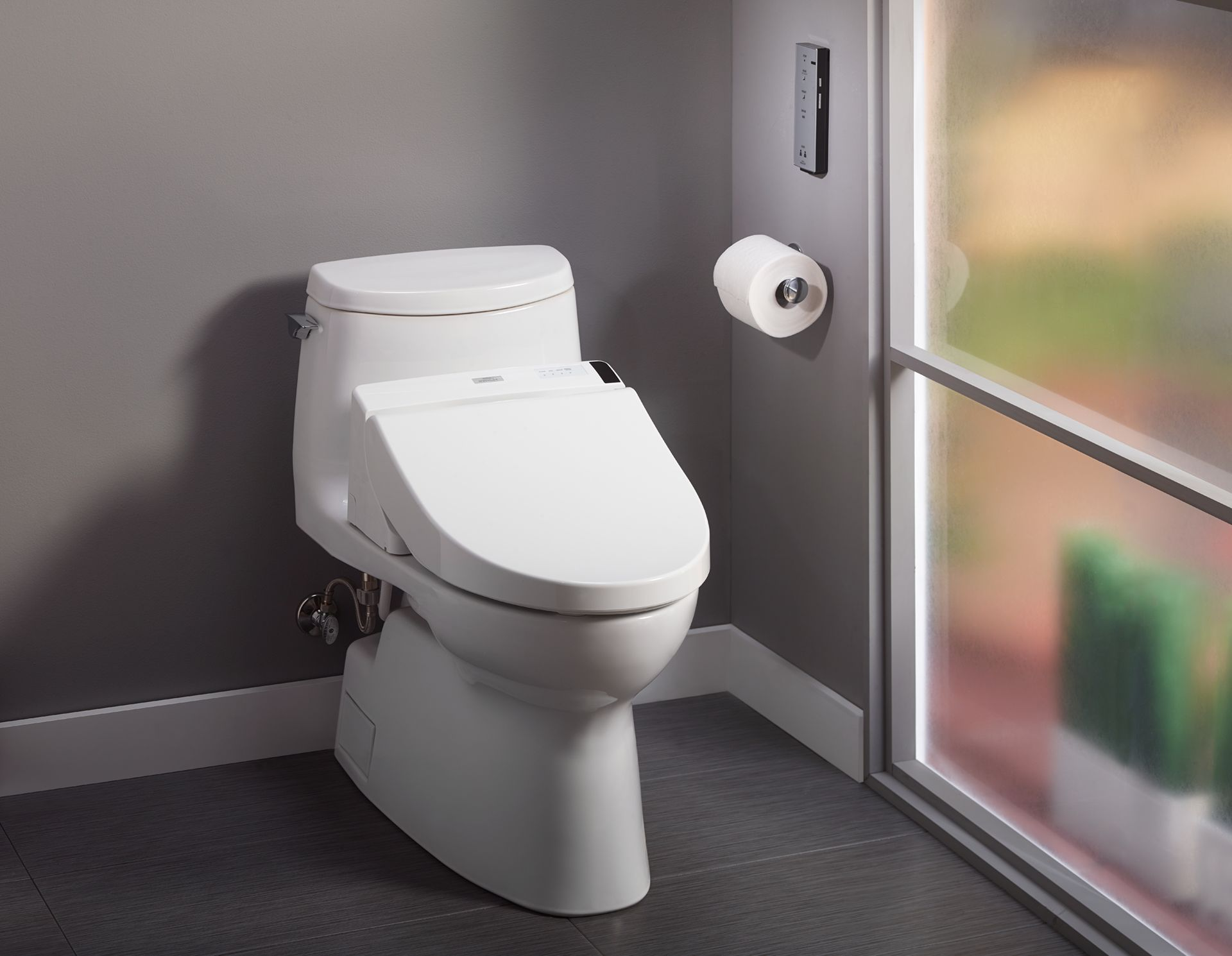 Toto Carlyle 174 Ii 1g Connect C200 One Piece Toilet 1 0