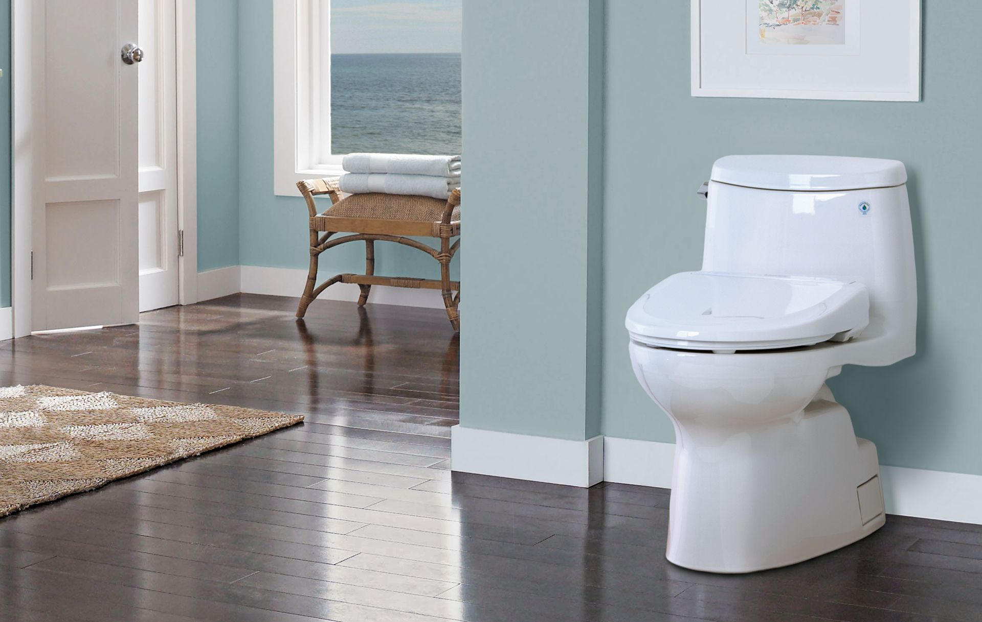 ToTo Carlyle® II Connect+™ S350e One-Piece Toilet - 1.28 GPF - Royal ...
