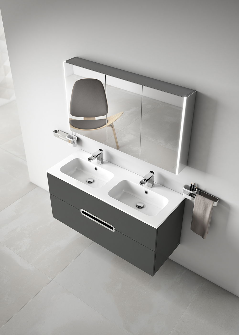 Sonia - PLAY Contemporary Neoclassic - Royal Bath And Kitchen