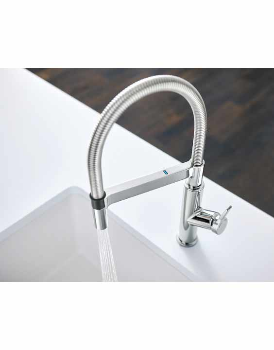 BLANCO SOLENTA Senso Kitchen Faucet - Royal Bath & Kitchen