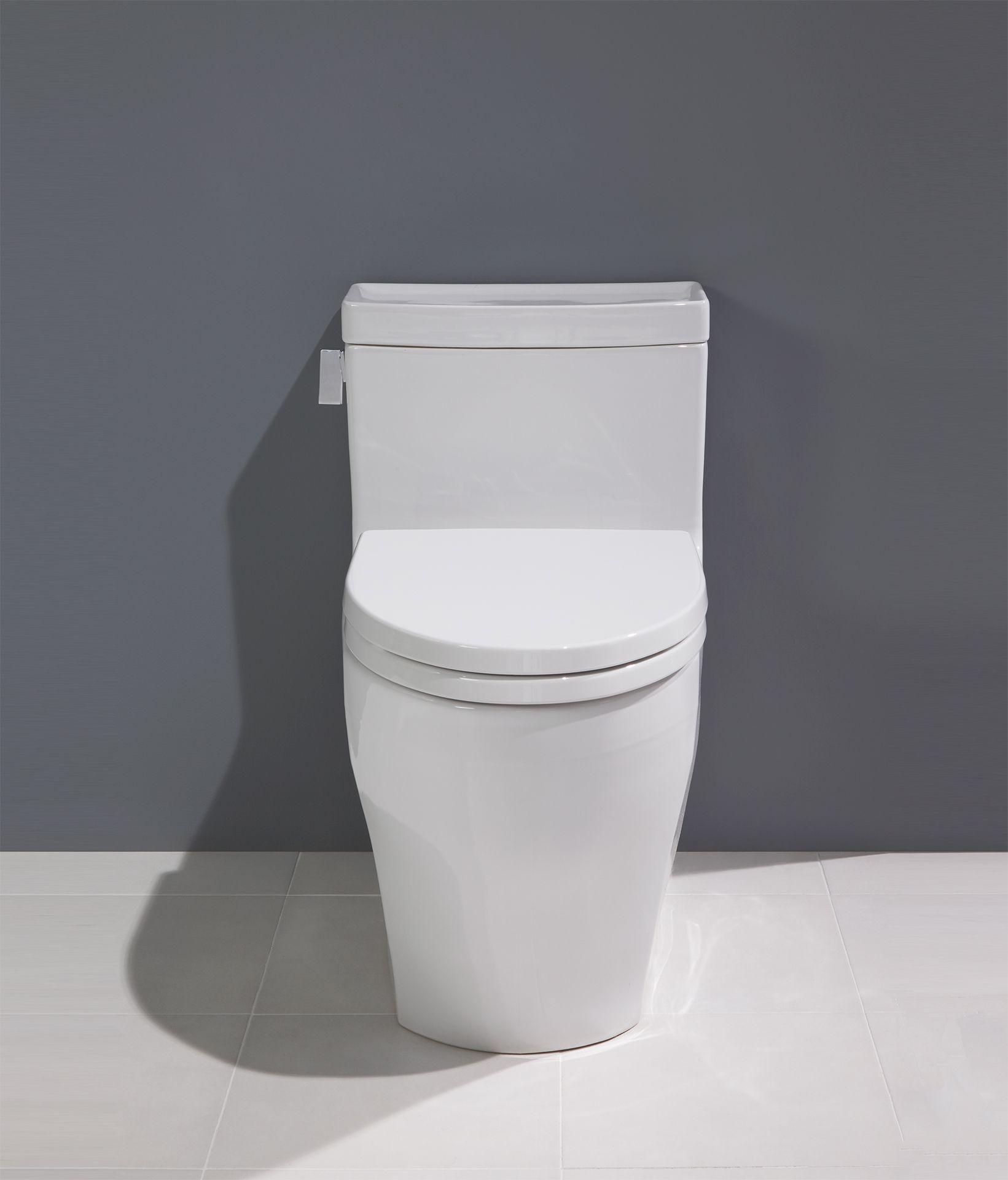 Toto Legato One Piece Toilet 1 28gpf Elongated Bowl